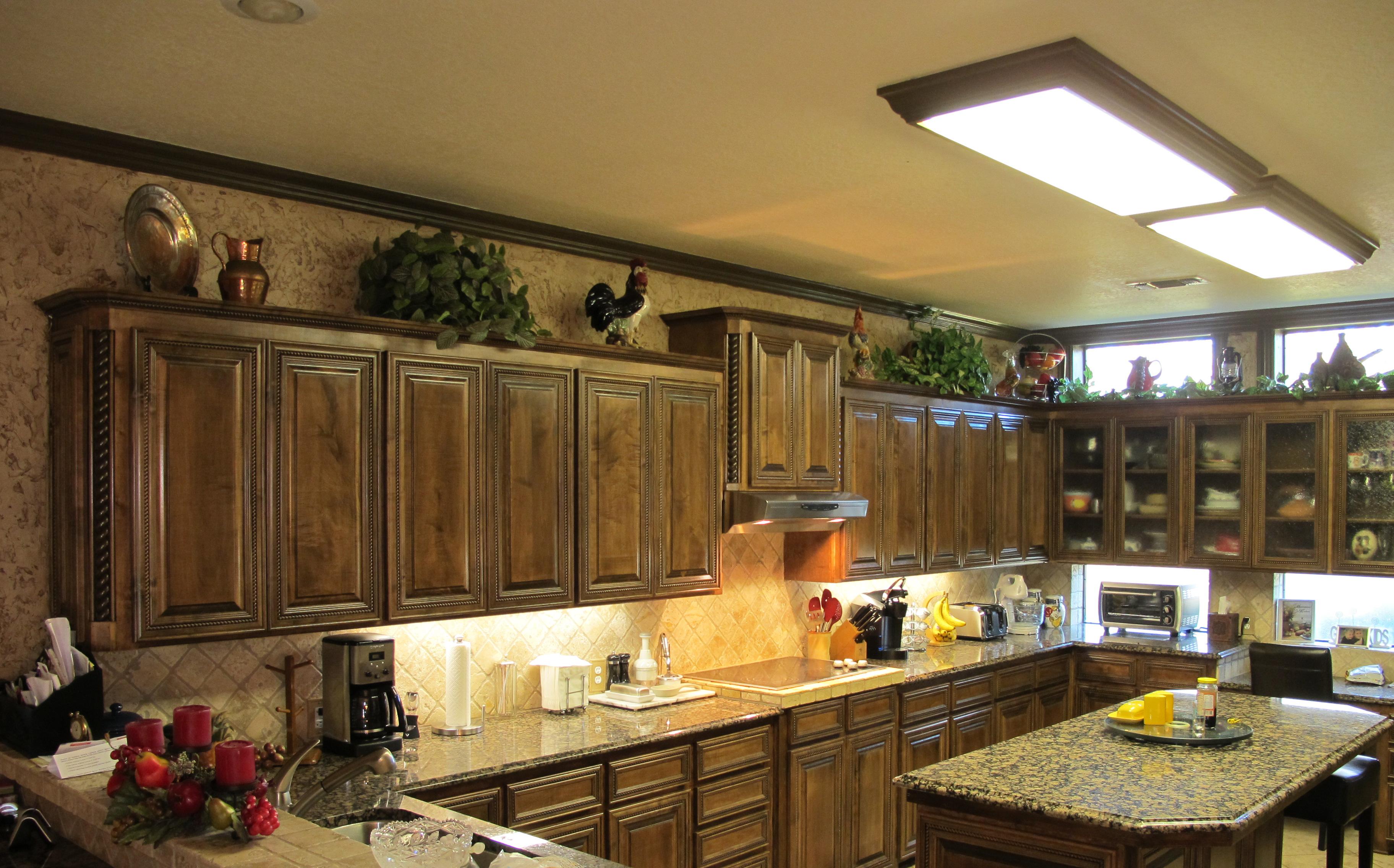 Kitchen Cabinets Remodeling Decorative Trim